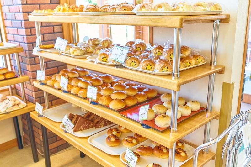 ベーカリーカフェレストラン ケンケン(KenKen) -群馬県富岡市