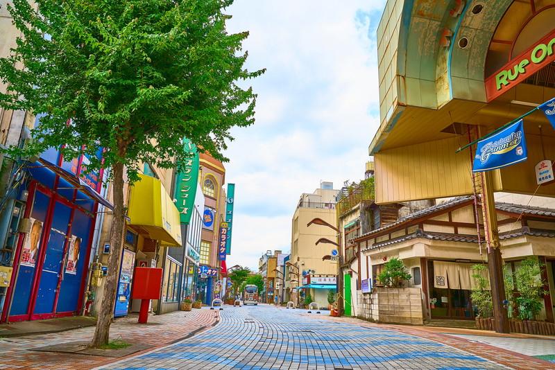 パーラーレストラン モモヤ -群馬県前橋市