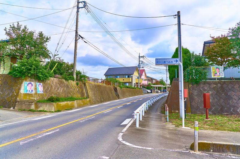 広瀬川サイクリングロードの彼岸花 -群馬県伊勢崎市