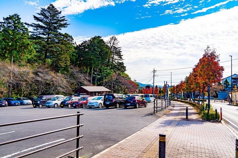 高津戸峡の紅葉|群馬県みどり市大間々町