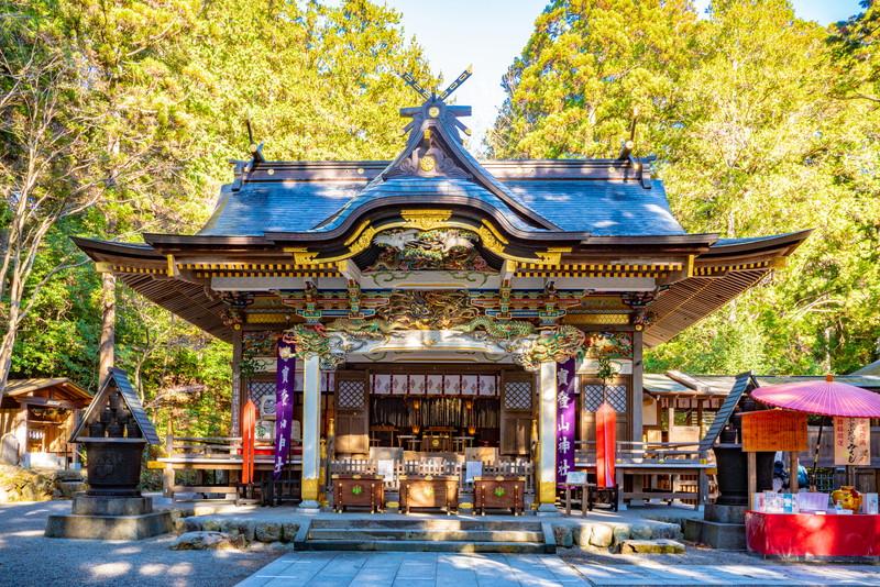 宝登山神社|埼玉県秩父郡長瀞町