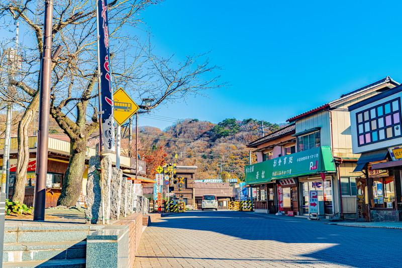 長瀞とガレ|埼玉県秩父郡長瀞町