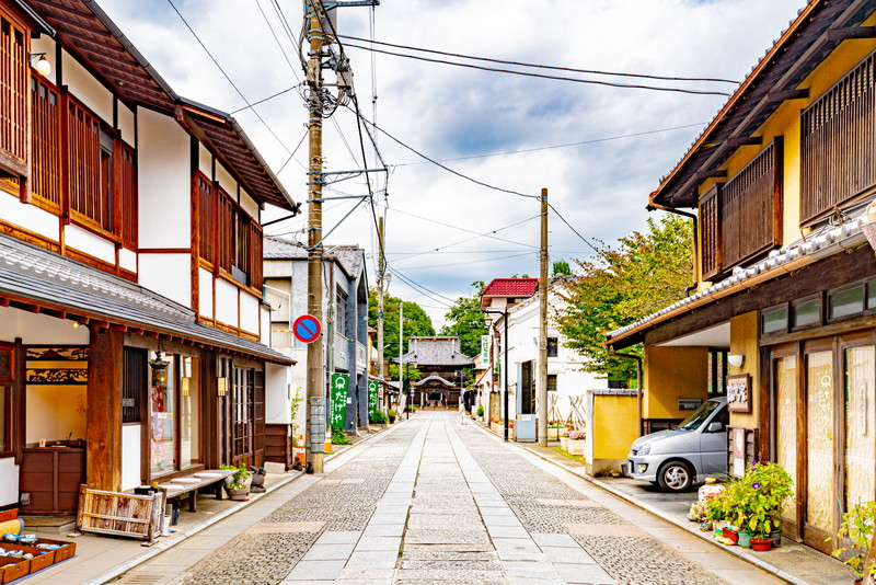 金剛山 鑁阿寺|栃木県足利市