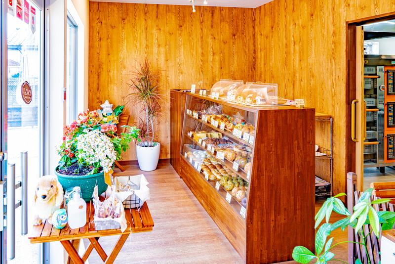 パンとベーグルのお店 小梅のしっぽ|群馬県高崎市