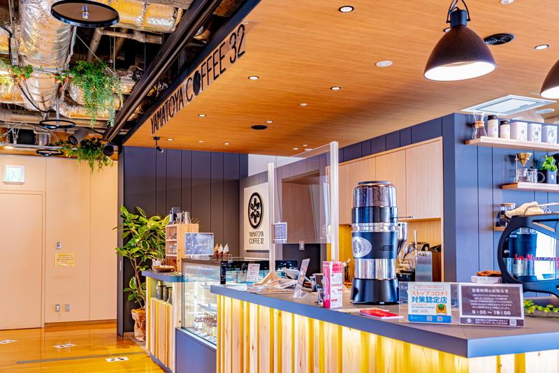YAMATOYA COFFEE 32 (ヤマトヤコーヒー 32)|群馬県前橋市