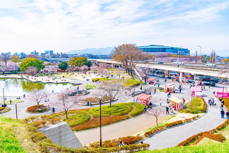 前橋公園|群馬県前橋市