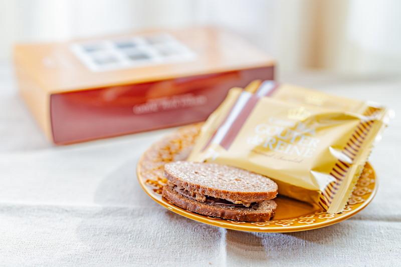 グーテ・デ・レーヌ キャラメルショコラ|ガトーフェスタハラダ
