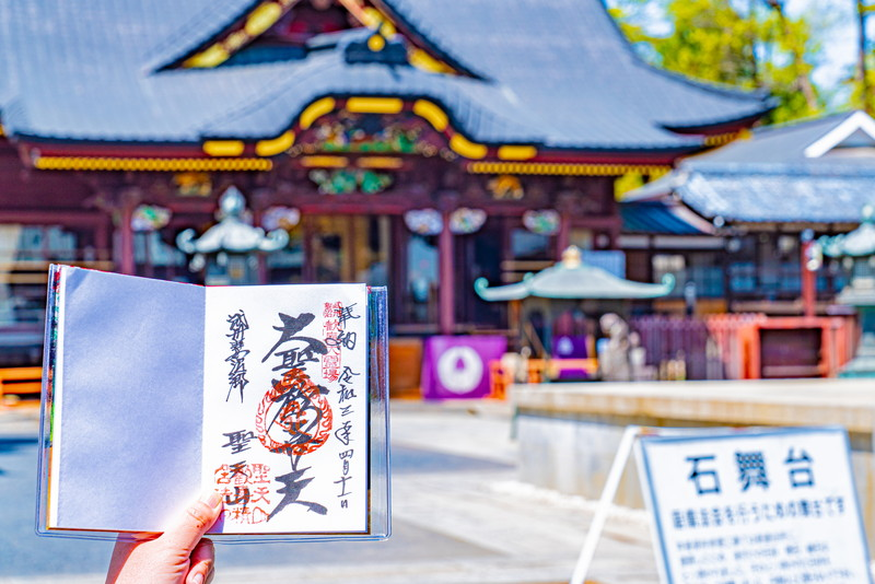 妻沼聖天山歓喜院|埼玉県熊谷市妻沼