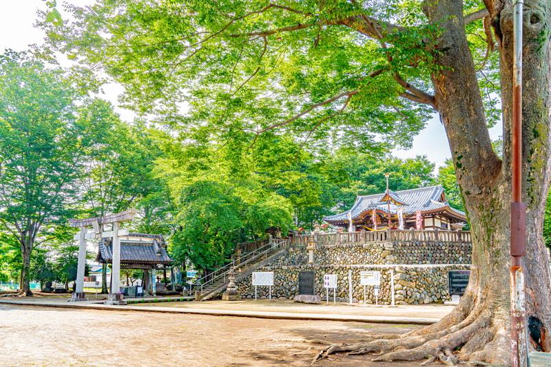 富士浅間神社|群馬県藤岡市