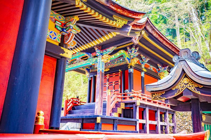 三峯神社 -埼玉県秩父市三峰